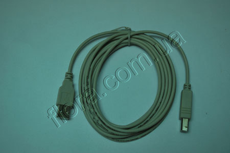 USB2.0 cable 3.0 м
